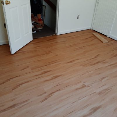 Flooring - After